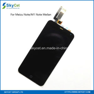 Original Cell Phone LCD for Meizu M1 Note Meilan Note pictures & photos