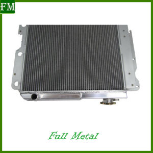 for Jeep Wrangler Tj 3 Row Core Full Aluminum Radiator pictures & photos