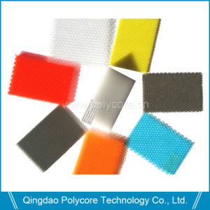 Waterproof, Fire-Retardant Colorful PC Honeycomb Core pictures & photos