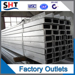 U Steel Channel /Angle Bar Standard Size pictures & photos