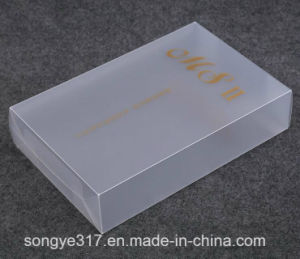 PVC Rectangular Plastic Box pictures & photos