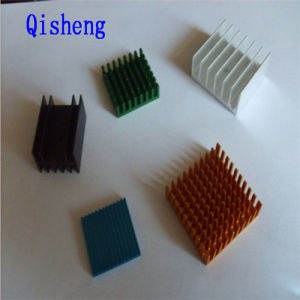 Heat Sink, Extrusion, Al 6061