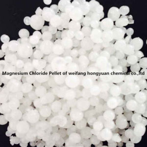 Magnesium Chloride Pellet/Flakes for Ice Melt (42%-47%) pictures & photos