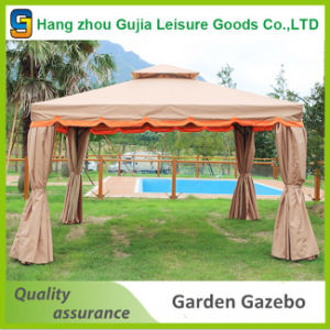 2016 New Production Heavy Duty Garden Metal Pavilion pictures & photos