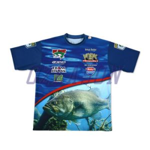 High Quality Plus Size Vented Fishing Shirts Wholesale (F015) pictures & photos