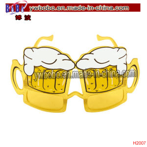 Carnival Oktoberfest Party Sunglasses Hen Party Accessory (H2005) pictures & photos