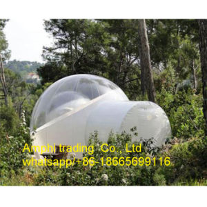 Outdoor Camping Inflatable Clear Air Dome Tent, Inflatable Bubble Lodge Tent pictures & photos