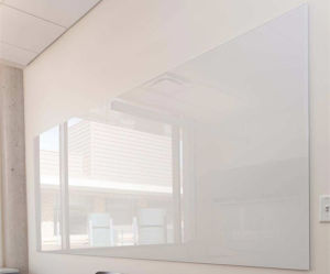 Conference Room Framelesstempered Glass Writing Whiteboard pictures & photos