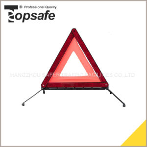 Traffic Safety Products Warning Triangle (S-1624) pictures & photos