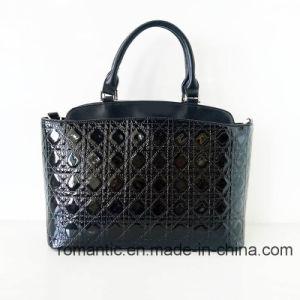 Brand Designer Fashion PU Embroidry Handbags (NMDK-052704)