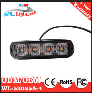 4W LED Strobe Warning Lights Surface Mount pictures & photos
