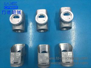 Aluminum Die Casting Robot Arm Parts pictures & photos
