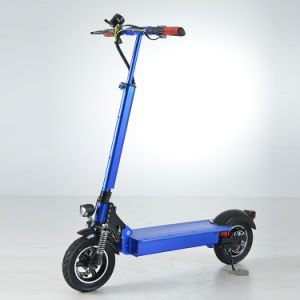 600W Eelctric Bike with 60V/20ah F/R Suspension pictures & photos