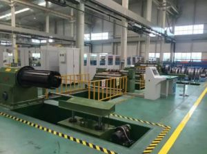 Slitting Line pictures & photos