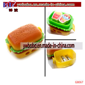 Stationery Set Plastic Pencil Sharpener School Supplies (G8067) pictures & photos