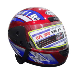 Full Face Motorcycle Helmet for Safety pictures & photos