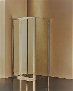 Hr-P037 Profile Handle Sliding Shower Door pictures & photos