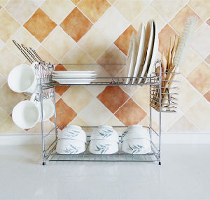 Removable Stainless Steel Bowl Rack, Dish Rack pictures & photos