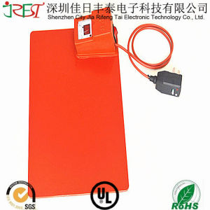 DC/AC 12V 220V Customized High Quality Flexible Silicon Rubber Heater pictures & photos