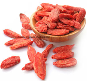 Superfood Dried Goji Berry in Ningxia--380grains/50g pictures & photos