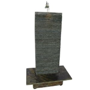 Stone Fountain with 20W Big Spot Light pictures & photos
