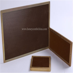 Aluminum Honeycomb Core for Photocatalyst (HR596) pictures & photos