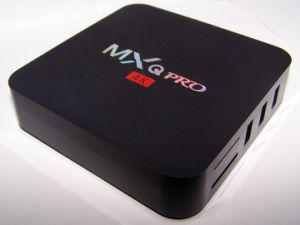 Mxqpro-Rk3229 Android Smart IPTV Streaming 4k TV Boxes Rockchip Rk3229 Quad Core pictures & photos