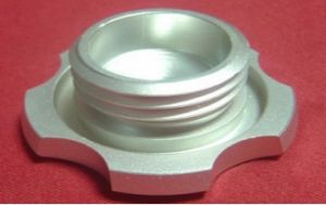 Engine Parts Stamping Parts of Fuel Tank Cap Auto Parts Hardware pictures & photos