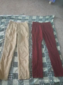 Unsorted Original Men Cotton Pants Second Hand Used Clothing pictures & photos