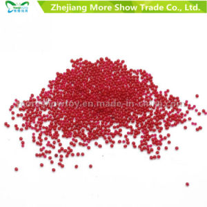 Red Crystal Soil Water Beads Vase Filler Wedding Decoration pictures & photos