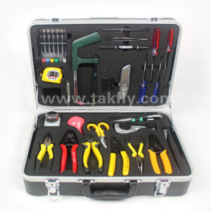High Quality Fiber Optic Installation and Maintenance Tool Kit pictures & photos