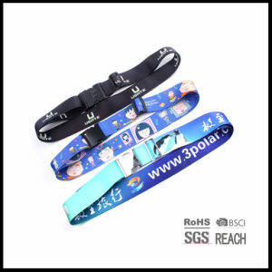 Luggage Strap - Dacron Suitcase Travel Belt, with Metal Buckles pictures & photos