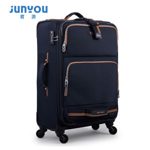 Good Quality Fashion Waterproof 24′′ Female Nylon Luggage pictures & photos