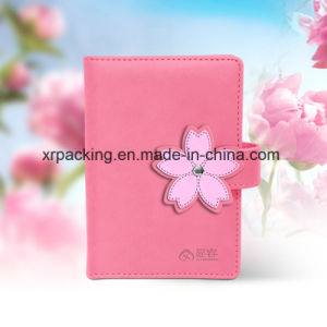 Note Book with Logo Hot Stamping pictures & photos