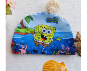 Kids Swimming Cap, Different Cute Cartoon Printing pictures & photos