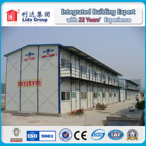 China ISO Certification Prefabricated Modular mobile House for Construction Site pictures & photos