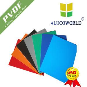 Alucoworld Aluminum Composite Panel in Dubai pictures & photos