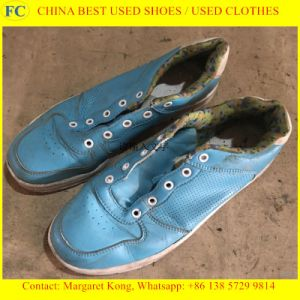 Best Qualtiy Cheap Wholesale Used Sports Shoes pictures & photos