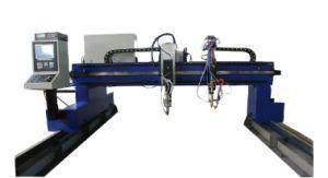 Plasma CNC Gantry Cutting Machine pictures & photos