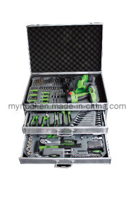 199PCS Socket Wrench Drill Combination Tool Set pictures & photos