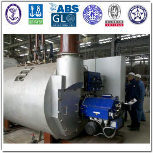 Marine Oil Fired Auxiliary Boiler From China pictures & photos