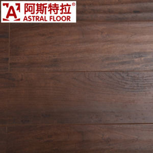 8mm Eir Surface Laminate Floor V-Groove (AL1712) pictures & photos