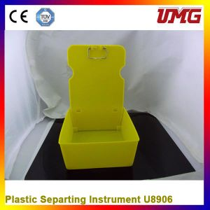 Plastic Separating Instrument Tray Storage Box pictures & photos