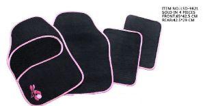 Pink Carpet Car Mats (LSD-9821-8) pictures & photos