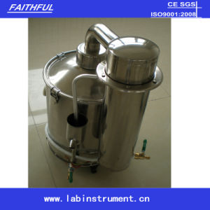 20L/H Sterilization Equipments Type Stainless Steel Water Distiller pictures & photos