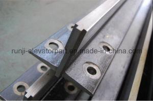 Rj-Gr T75/B Machined Guide Rail Elevator Parts
