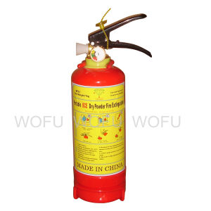 1kg Bc Dry Powder Fire Extinguisher pictures & photos