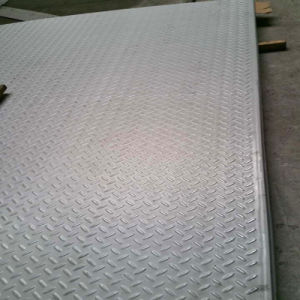 Checkered 201 Stainless Steel Plate pictures & photos