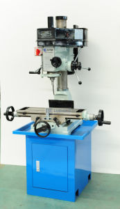 Bench Drilling and Milling Machine (Mill Drill Machine ZAY7020 ZAY7032 ZAY7040 ZAY7045) pictures & photos