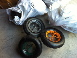 Maxtop Factory Prices Air Rubber Wheel pictures & photos